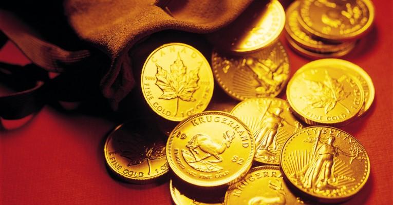 Bourse de l'or
